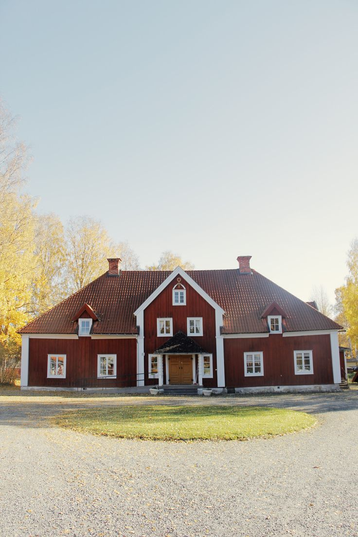 Stora huset (Big House) in Kopparberg.