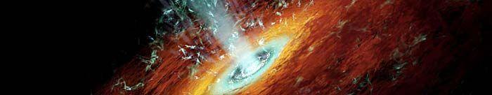 Image of a blackhole