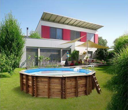 Les 25 meilleures id es concernant piscine promo sur for Promo piscine bois octogonale