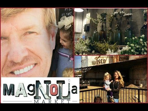 Christmas at HGTV stars Chip and Joanna Gaines Store Magnolia Market Silos. Watch me tour through their store during Christmas!!