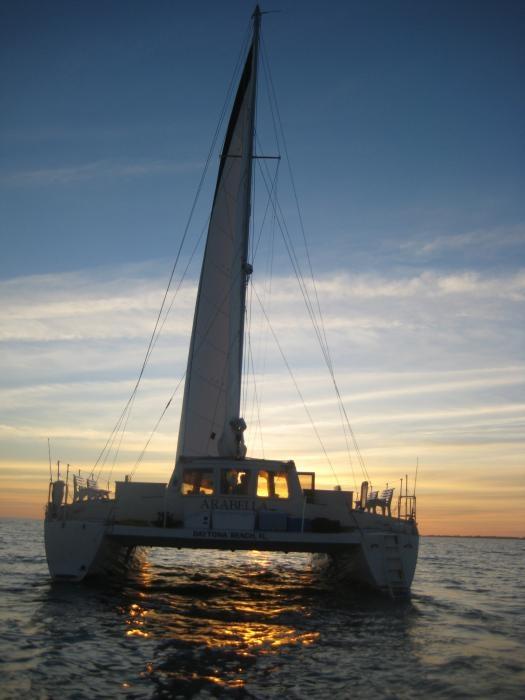 Daytona Beach Catamaran And Cruises On Pinterest