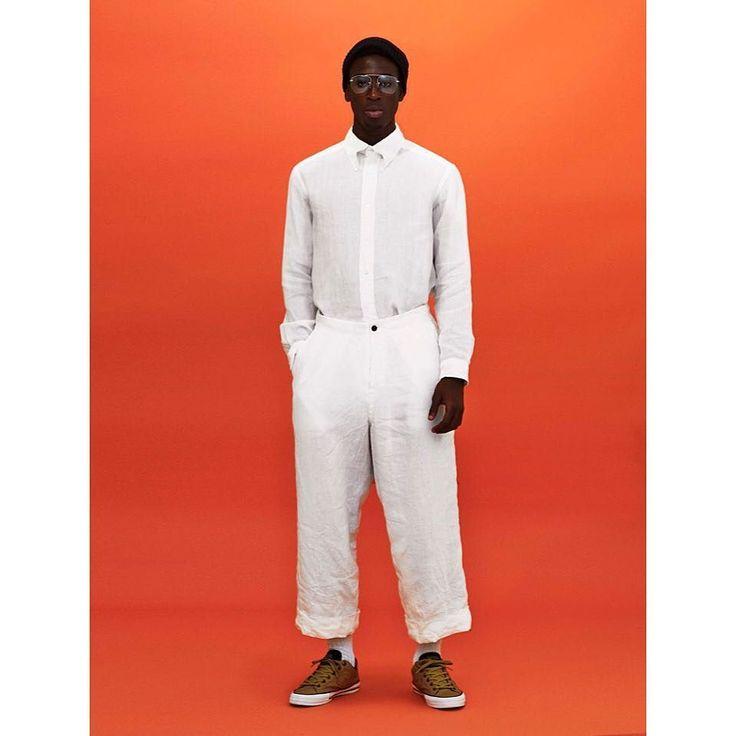 New arrival Elephant Blanc / Air Linen Wide Pants  Price : 24000  TAX  商品詳細に関しては本日のブログにてご紹介致します プロフィール欄のURLよりご覧下さいませ  #LINKS #LINKS_GOHONGI #五本木 #学芸大学 #clothingshop #fashion #instafashion #ootd #picoftheday #instadaily #style #webstagram #tweegram #all_shots #instago #mensfashion #menswear  #fashionblog #fashionphotography #fashionformen #fashiondiaries #fashionista #ElephantBlanc #airlinen #widepants #エレファントブラン #エアーリネン #ワイドパンツ by links_gohongi