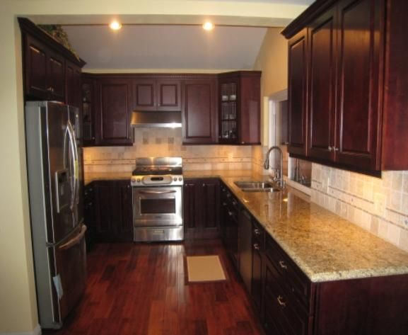 Best Color For Kitchen Walls With Light Wood Cabinets