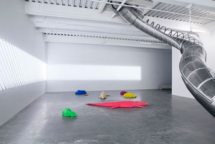 Carsten Höller Creates Interactive Art You Can Ride, Crawl, and Even Fly On (10 exhibits)