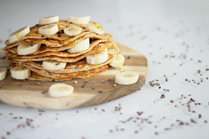 RECEPT: cottage cheese protein pancakes