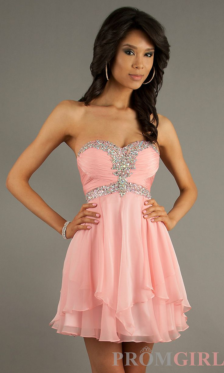 53 best formal images on Pinterest | Ballroom dress, Short dresses ...