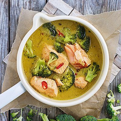 Bild på Indisk fisksoppa
