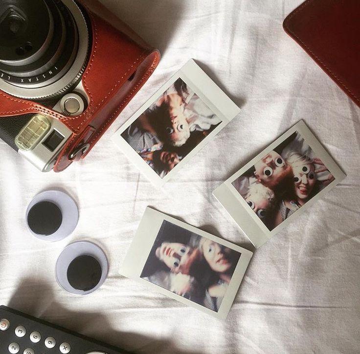 cute Polaroid idea