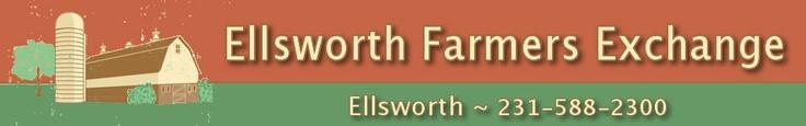 Ellsworth Farmers Exchange Main Office & Ellsworth Energy Services, LLC 6509 Center St. PO Box 98 Ellsworth, MI 49729 Phone:  231-588-2300  Toll free:  877-885-0095  Fax: 231-588-2106