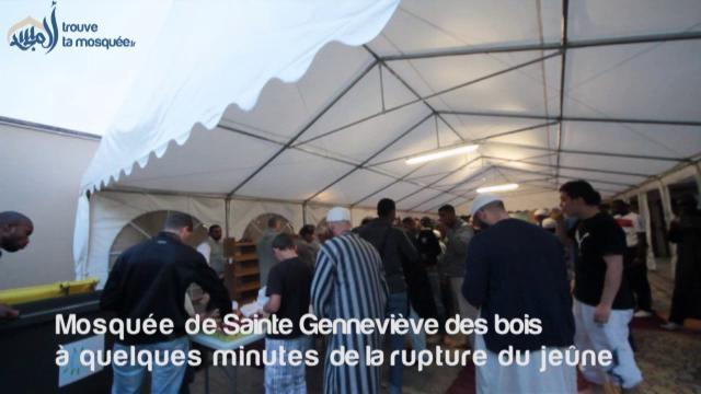 Sainte-Geneviève-des-Bois by Trouve Ta Mosquée
