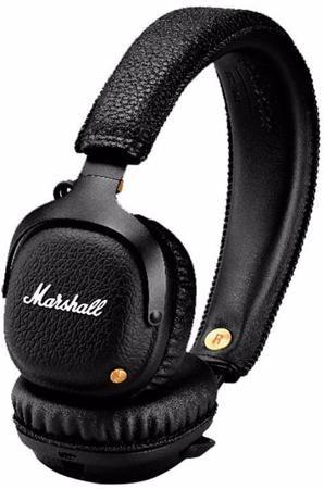 Marshall Mid Bluetooth - беспроводные наушники с микрофоном (Black)  — 14890 руб. —  Беспроводные наушники