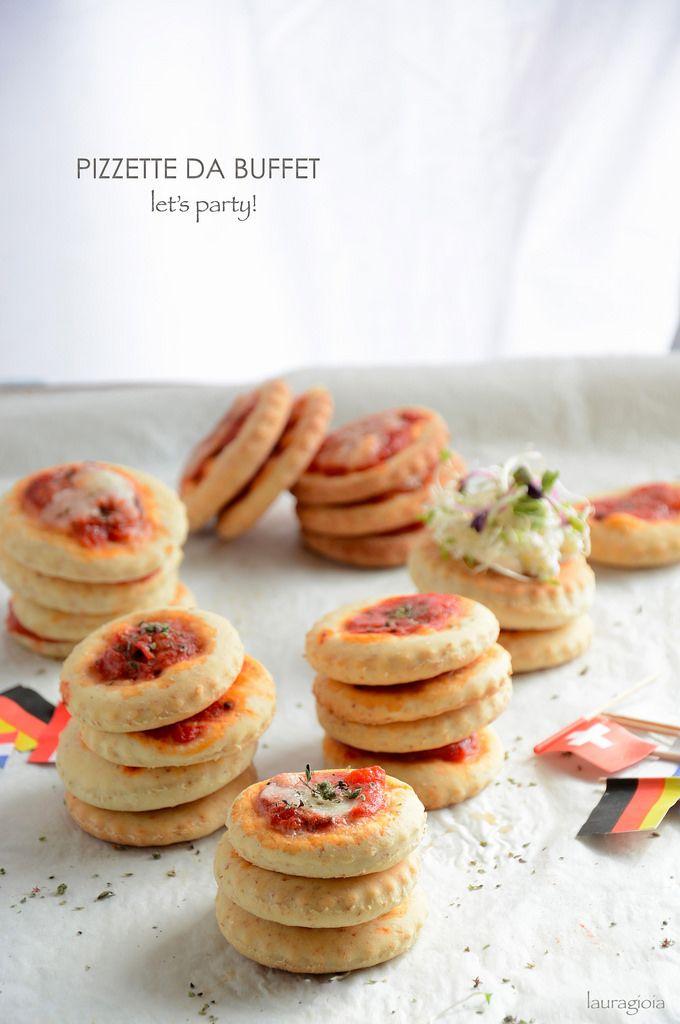 pizzette da buffet - Laura Gioia