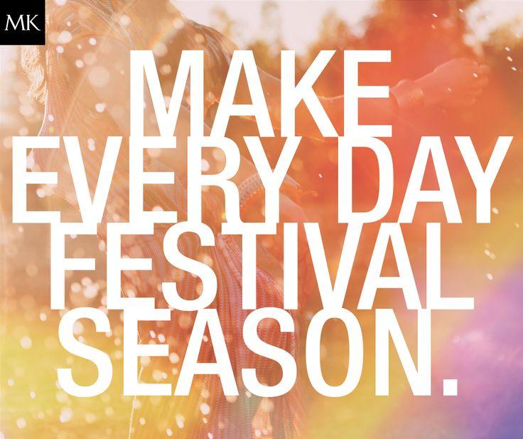 Jeder Tag ist ein #Festival! Wir haben den passenden #Duft - Upbeat™ for Her Eau de Toilette: http://goo.gl/1Dg833. #MaryKayDeutschland