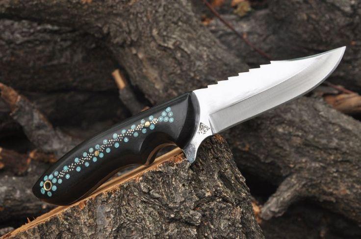 ilke knives - ilke bıçakları Av Bıçağı 1004L-OT