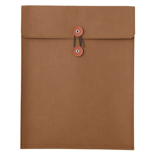 Muji - thus envelope is made of a special paper, tougher and more durable, i love its design and practicality.