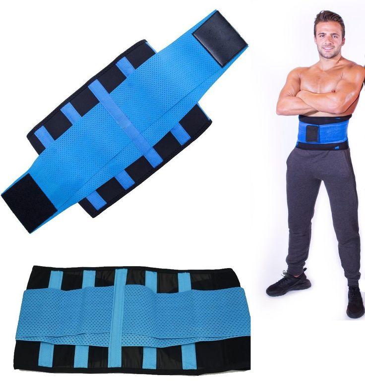 Mens Ab Trimmer Belt Waist Trainer
