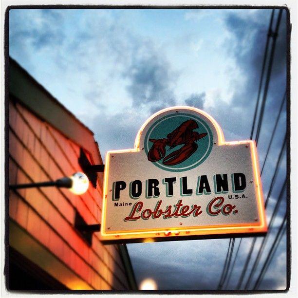 Portland Lobster Company (Photo by legi_tintin • Instagram)