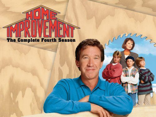 Home Improvement 4x18 A House Divided. part 2 - Home Improvement ...