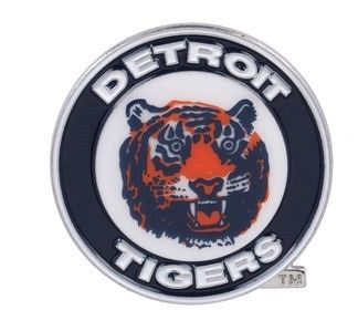 MLB Detroit Tigers Cooperstown Collection Lapel Pin