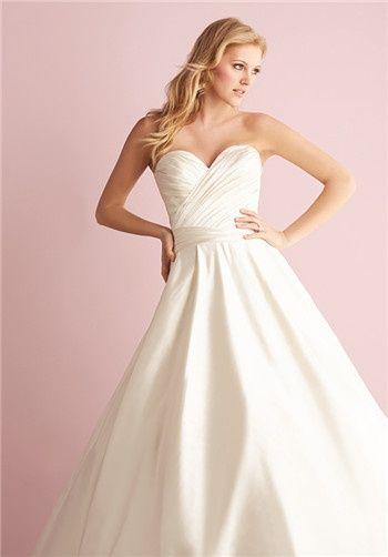 Allure Romance Wedding Dresses - The Knot