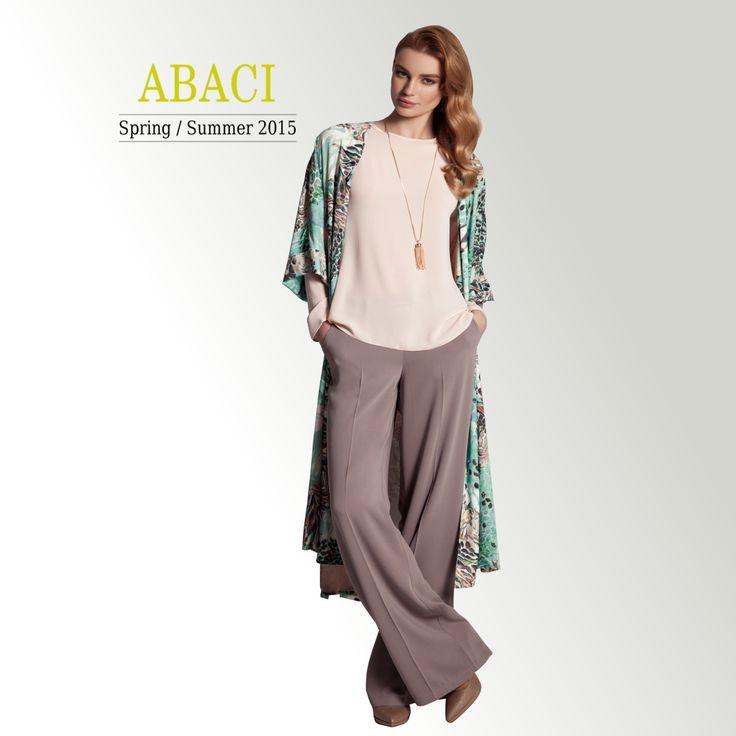 Şıklığınızdan ödün vermeyen rahat tasarımlar ABACI İlkbahar / Yaz Koleksiyonumuzda... #moda #ilkbahar #yaz #yenisezon #fashion #newseason #spring #summer
