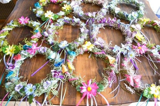 I love a good party and these DIY fairy party ideas are amazing! I can't wait …