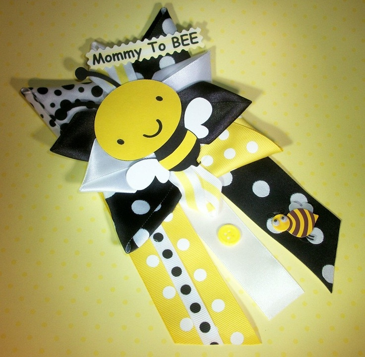 Find This Pin And More On ~ Bumble Bee Theme Baby Shower ~ By  Alldiapercakes.