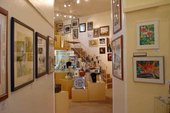 Ebb Tide Artists Gallery