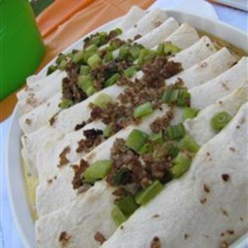 Brunch Enchiladas: Eggs Dishes, Recipe Breakfast Brunch, Creamy Eggs, Enchiladas Food And Drinks, Enchiladas Recipe, Breakfast Idea, Allrecipes Com, Enchiladas Allrecipescom, Brunch Enchiladas
