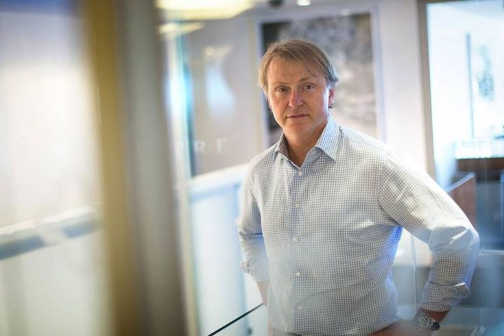 Wesley Edens, chairman and co-founder of Fortress Investment Group, at the private-equity and hedge-fund firm's...