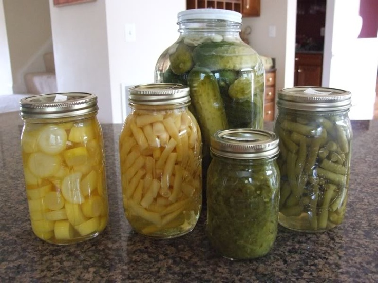 77 best pickles images on Pinterest | Canning recipes ...
