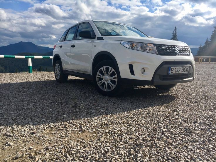 Looking for a great car to rent for your trip to Romania? Try the new Suzuki Vitara from Autoboca! You will not be dissapointed!