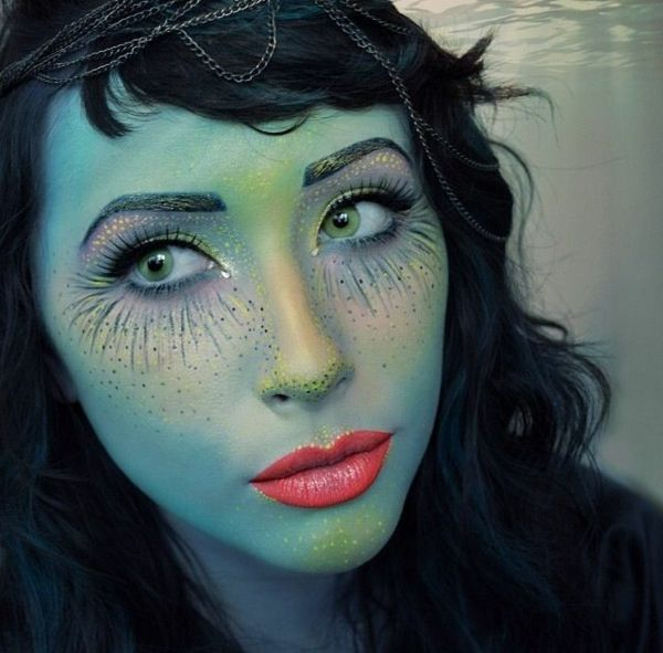 25 Best Ideas About Maquillage Sorciere On Pinterest Maquillage Halloween Sorci Re