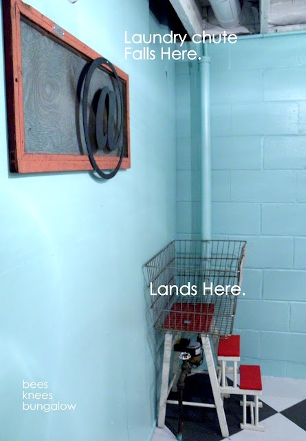 Remodelaholic » Blog Archive Turquoise and Red Laundry Room and a Winner! » Remodelaholic