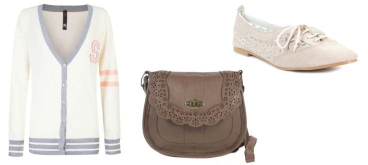 Clouds took one white dress from Forever New and found five ways to wear it with inexpensive accessories from Mr Price.