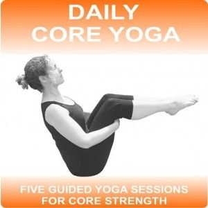 A strong core is vital for maintaining health and vitality.  just 15 minutes a day will really make a difference.