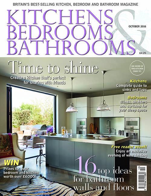 Contemporary Art Websites Kitchens Bedrooms u Bathrooms magazine October