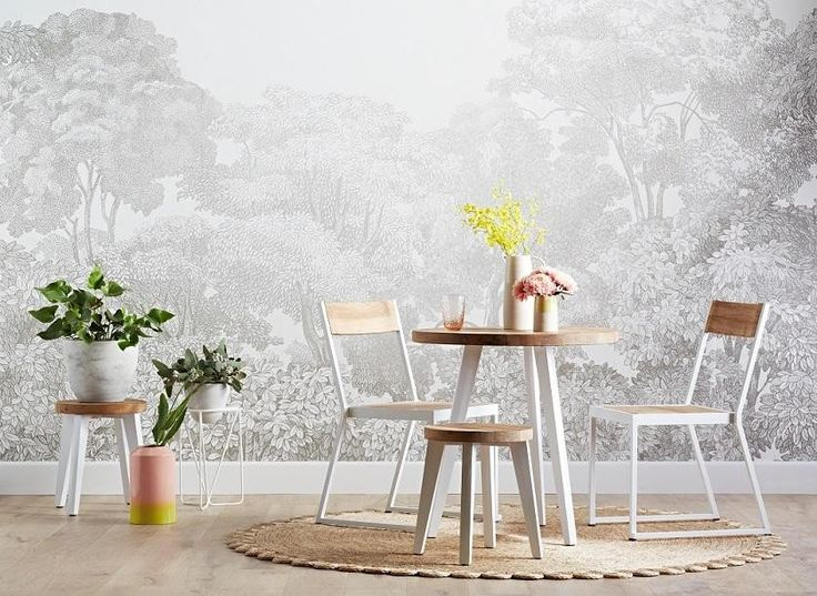 VERNE ROUND DINING TABLE