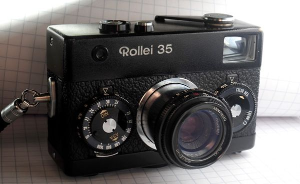 Rollei 35 The Comprehensive Guide to Vintage Film and Cameras