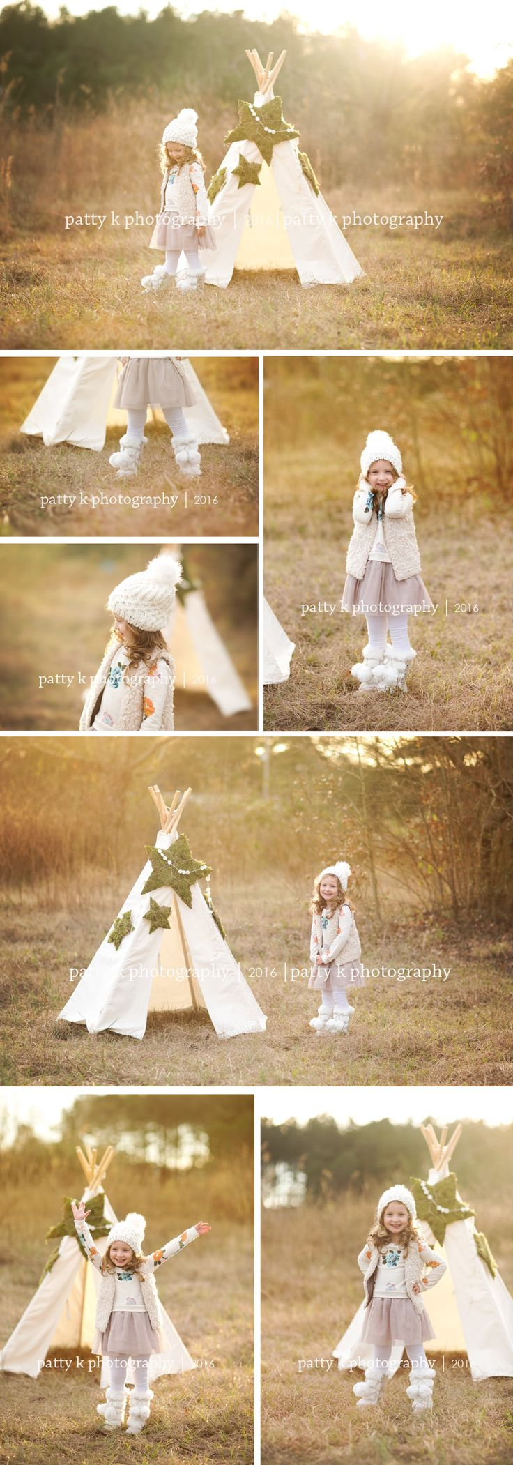 Emma | Imagination Session | Fayetteville, NC Photographer | Patty K Photography
