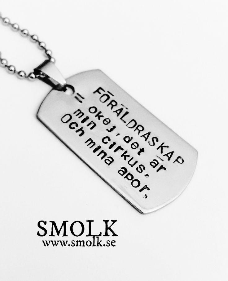 SMOLK -Handstamped jewelry with a twist