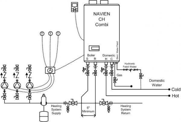 navien 240e piping diagram