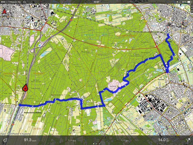 NS-Wandeling van Baarn naar Hollandse Rading 13 KM. 12 maart 2014. http://gereichenberg.blogspot.nl/2014/03/wandeling-van-baarn-naar-hollandsche.html