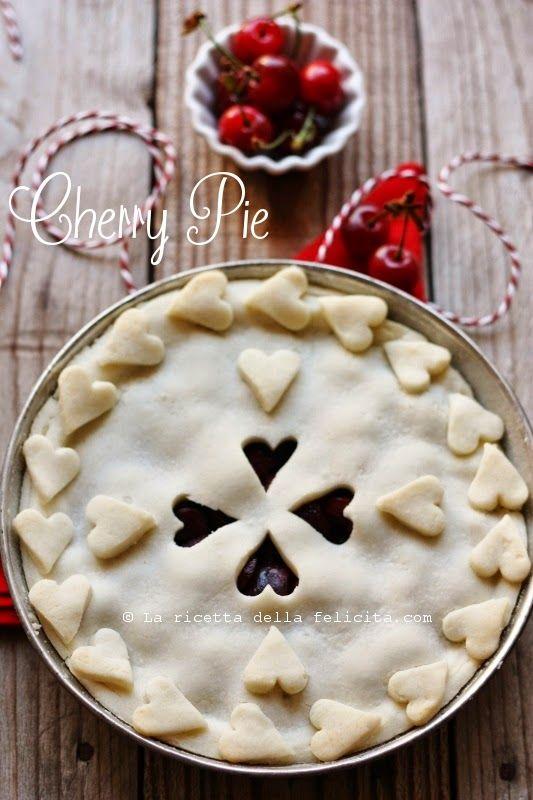 La ricetta della felicità: Cherry Pie gluten free!