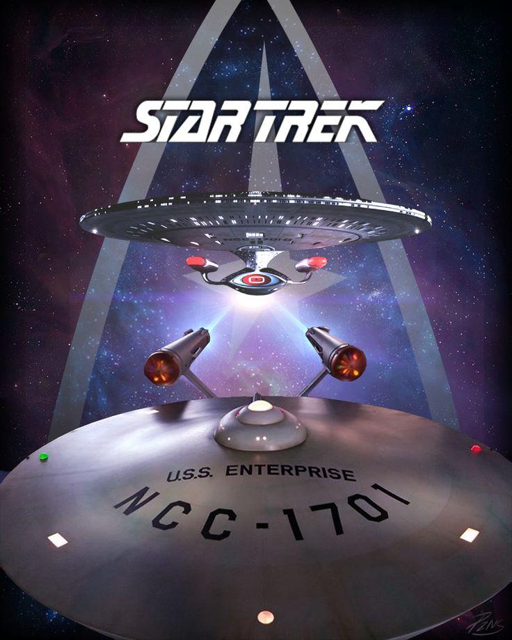 Star Trek Enterprise's.