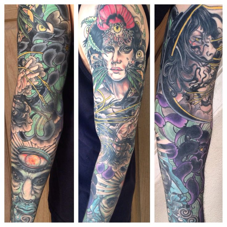 27 best john dyer baizley lines and sketches images on for How to blend tattoos into a sleeve