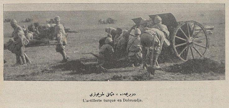 [Ottoman Empire] Ottoman Artillery in Dobruja (Bulgaria) (Dobruca'da Osmanlı Topçusu)