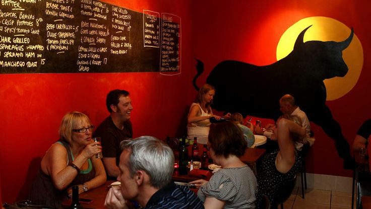 Barrio, tapas place, Maitland Road, Mayfield - Newcastle, NSW Australia - #restaurant #spanish #tapas #food #wine #sangria - People rave about this tiny eatery ???