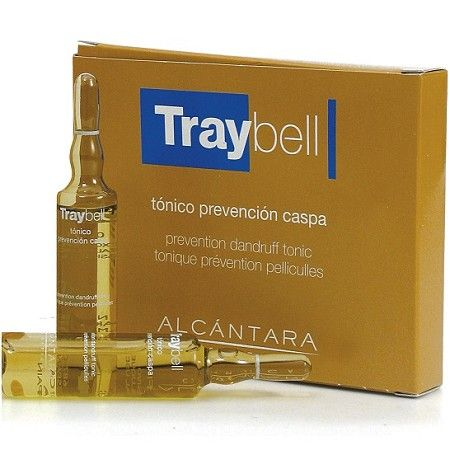 Alcantara Traybell Prevention Dandruff Tonic Amples 0.3 oz - 6 Vials $11.95   Visit www.BarberSalon.com One stop shopping for Professional Barber Supplies, Salon Supplies, Hair & Wigs, Professional Product. GUARANTEE LOW PRICES!!! #barbersupply #barbersupplies #salonsupply #salonsupplies #beautysupply #beautysupplies #barber #salon #hair #wig #deals #sales #Alcantara #Traybell #Prevention #Dandruff #Tonic #Amples