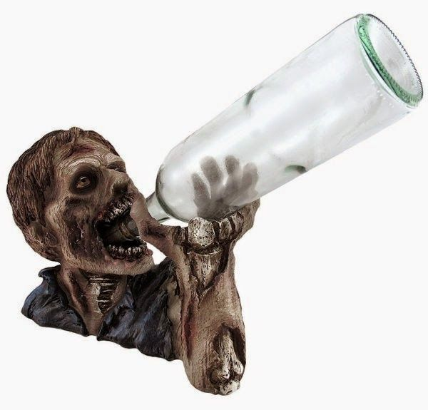 "Galaxy Fantasy: Soporte para botellas Zombi ""Elixir of the Undead"""